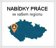 Nabídky práce v regionu