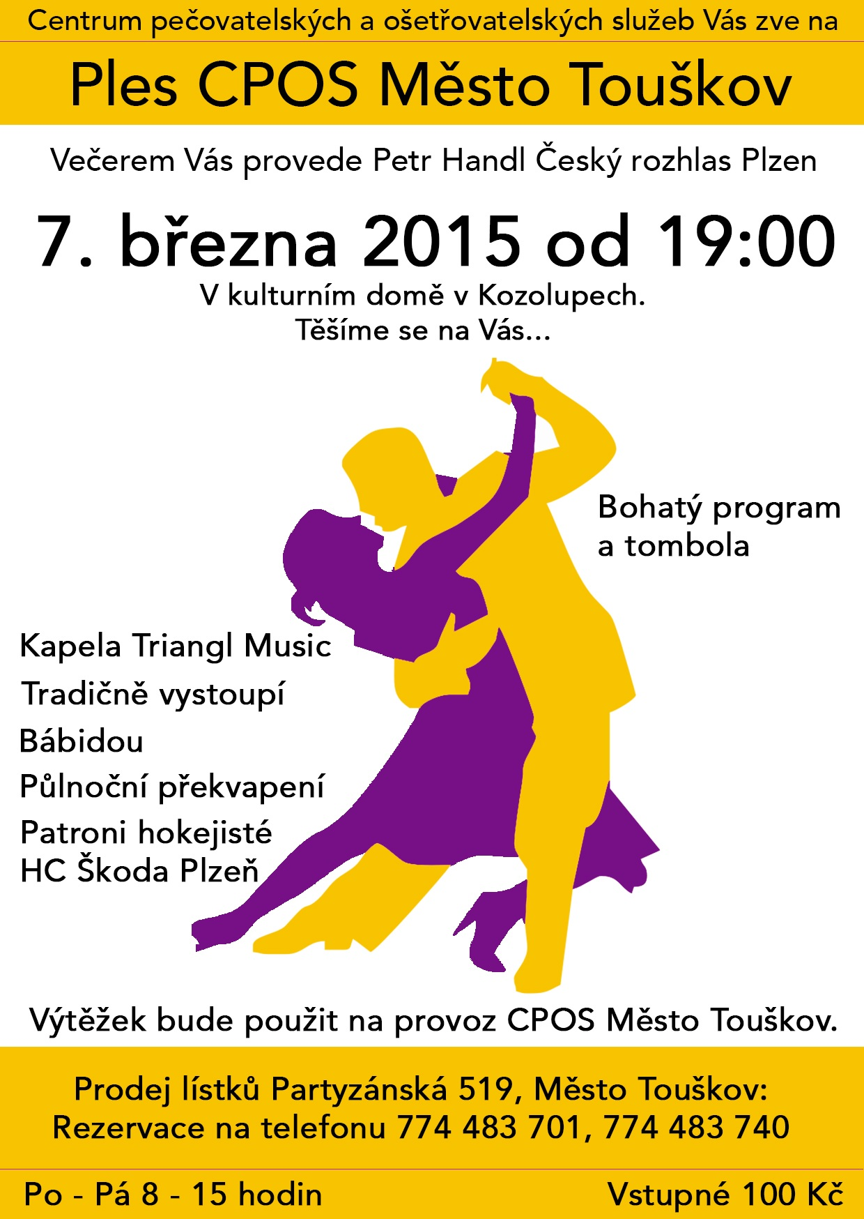 ples plakat 2015